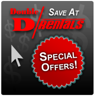 Double D Rentals Special Offers