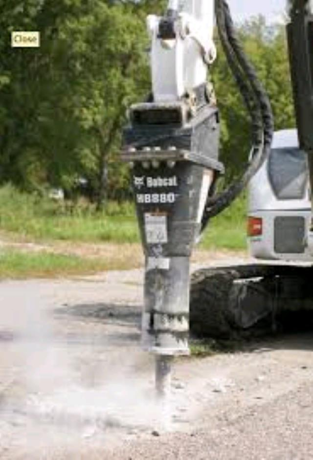 Where to find BREAKER ATTACHMENT, SKID STEER in Norco