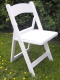 Where to rent PADDED CHAIRS,  WHITE RESIN in Norco CA