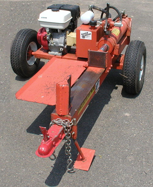 Where to find LOG SPLITTER, HORIZONTAL in Norco