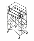 Where to rent Scaff. Tower 5ft. high x 10ft. Long in Norco CA